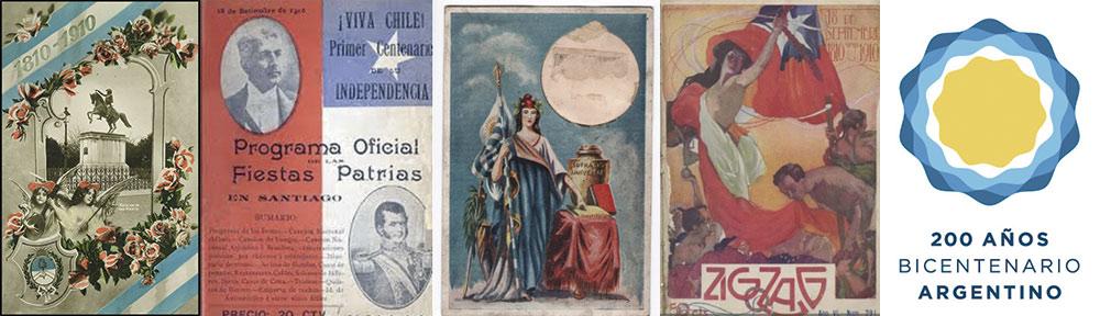 Centenarios y Bicentenarios en América del Sur